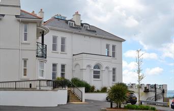 Exterior, Apartment 3, The Bay, Torquay, Devon