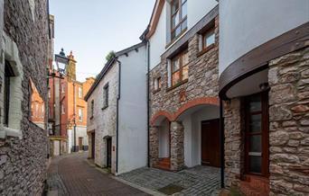 Exterior, 5 Pump Street, Brixham, Devon