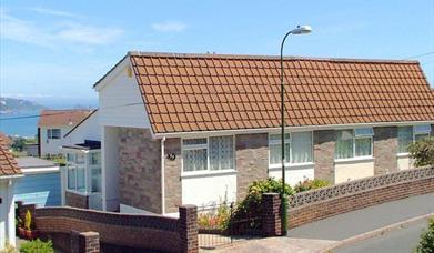 Exterior, 66 Primley Park, Paignton, Devon