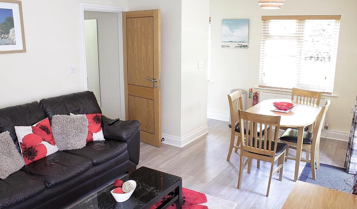 Lounge/Diner, 6 Goodrington Lodge, 23 Alta Vista Road, Paignton, Devon