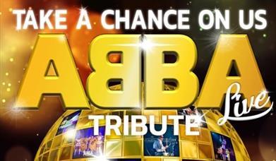 ABBA - Take a Chance on Us, Babbacombe, Torquay, Devon