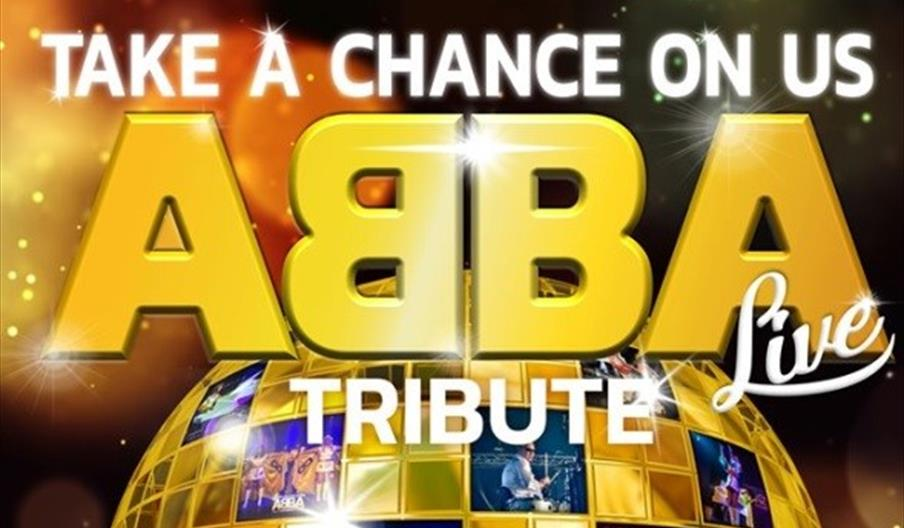 ABBA - Take a Chance on Us, Babbacombe, Torquay, Devon