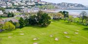 Torre Abbey Leisure Park, Pitch & Putt, Bowls and Tennis in Torquay , Devon