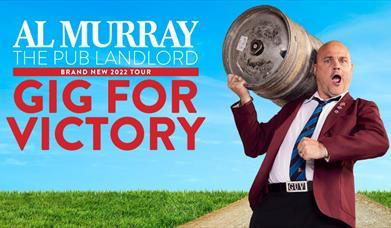 Al Murray's Gig For Victory, Princess Theatre, Torquay, Devon