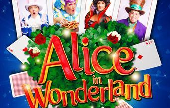 Alice in Wonderland, Palace Theatre, Paignton, Devon