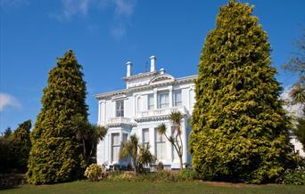 Outside, Allerdale Hotel, Torquay, Devon
