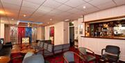 Bar, Allerdale Hotel, Torquay, Devon