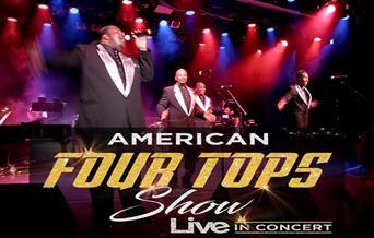 The American Four Tops Show, Babbacombe Theatre, Torquay, Devon