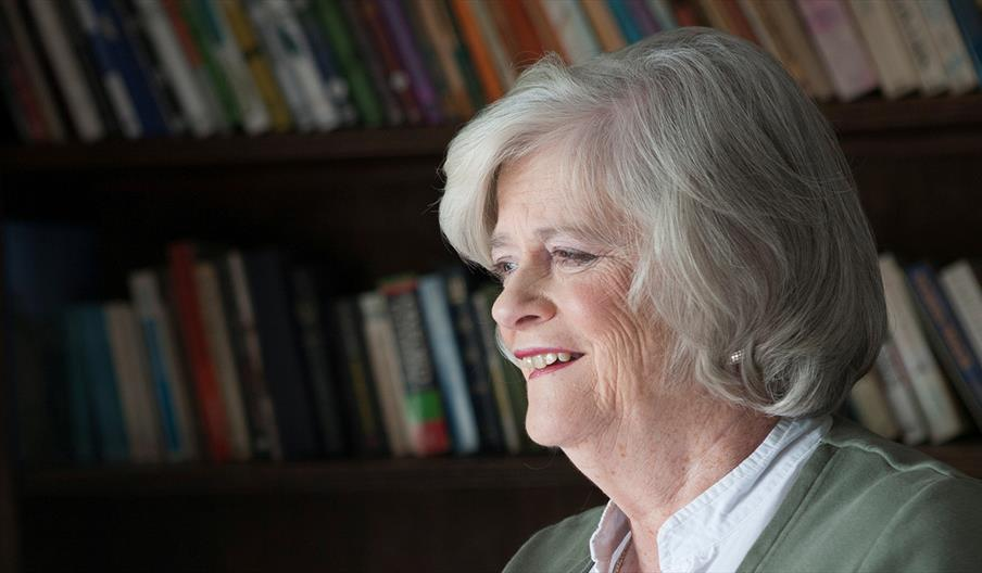 CANCELLED - An Evening with Ann Widdicombe
