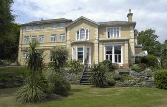 Exterior, Ansteys Lea, Torquay, Devon