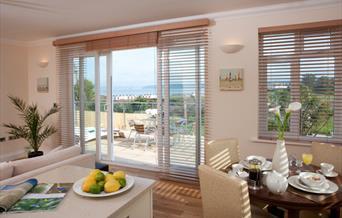 View from, Apartment 4, Goodrington Lodge, 23 Alta Vista Road, Paignton, Devon