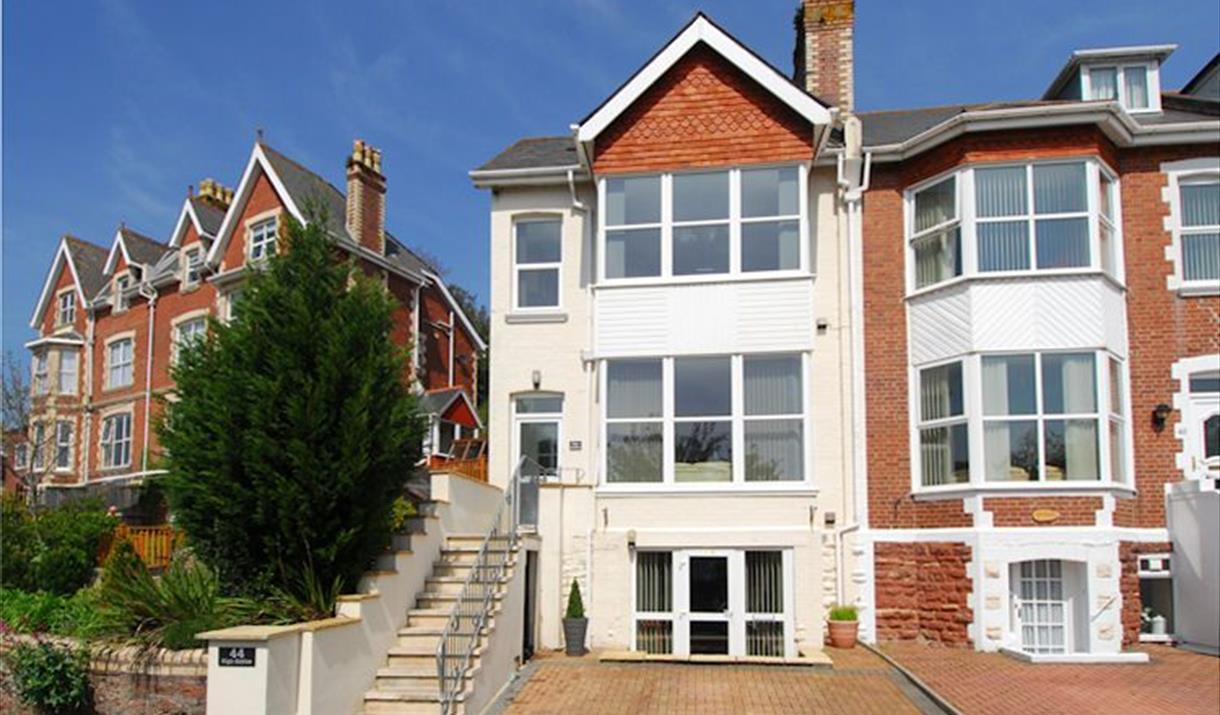 Exterior, Apartment 2, High Gables, 44 Youngs Park Road, Paignton, Devon