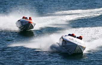 Aqua Adrenaline Racing - with OCRDA Powerboat Racing, Torquay, Devon