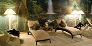 Relax in comfort at Aztec Spa, Torquay, Devon