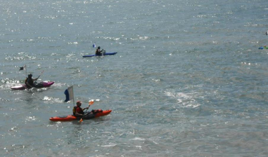 BLDSA Long Distance Swimming Championships, Torquay, Devon