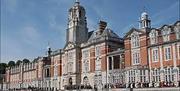 Britannia Royal Naval College Tours, Dartmouth, Devon