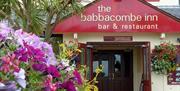 The Babbacombe Inn Torquay, Devon
