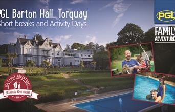 PGL, Barton Hall, Torquay, Devon