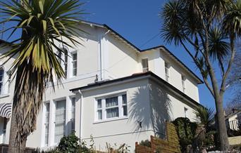Exterior, The Baytree, Torquay, Devon