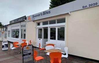 Exterior, Beaver's Bites, Goodrington, Paignton, Devon