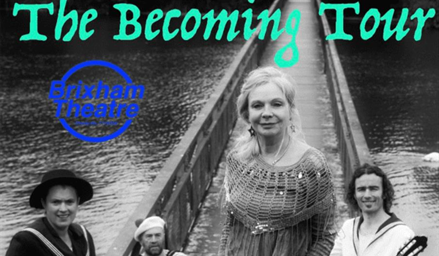 The Becoming Tour, Brixham Theatre, Brixham, Devon
