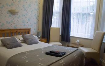 Bedroom at Coastal Waters, Torquay, Devon