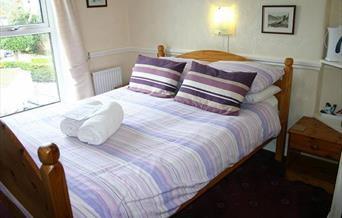 Bedroom at Brixham House, Brixham, Devon