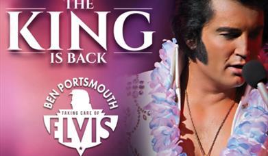 The King Is Back - Ben Portsmouth is Elvis, Princess Theatre, Torquay, Devon