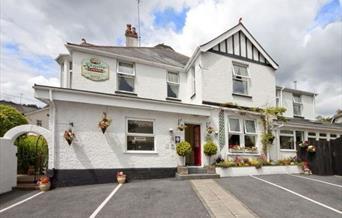 Exterior, Bentley Lodge, Torquay, Devon