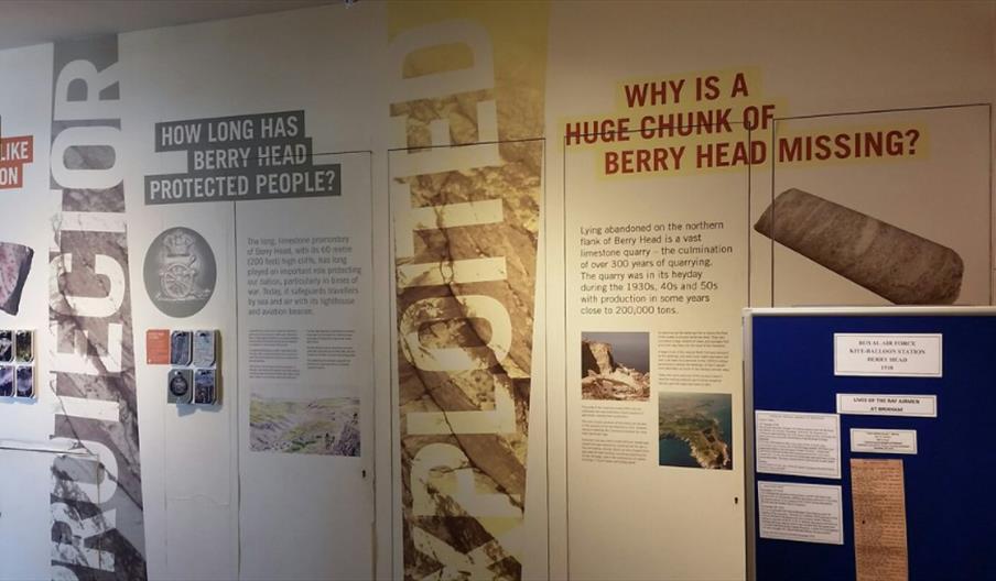 Berry Head Visitor Centre, Brixham, Devon
