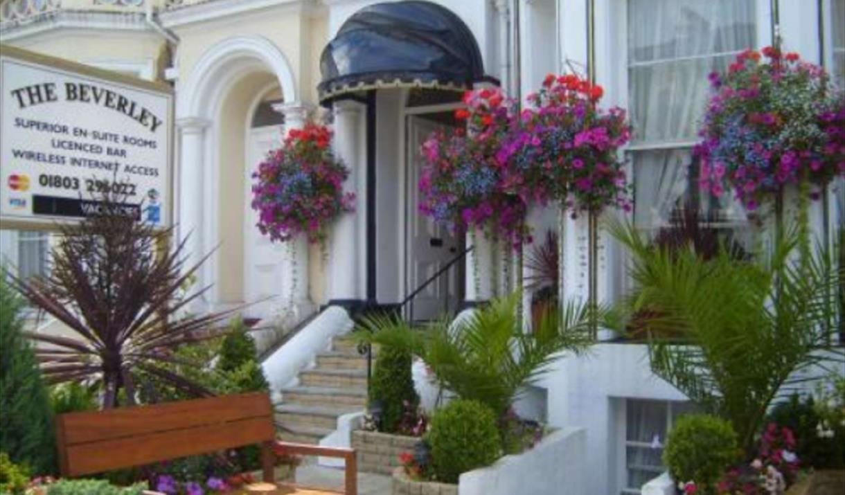 Outside - The Beverley Hotel Torquay