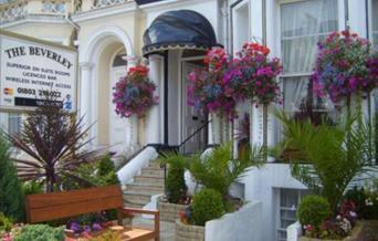 Outside - The Beverley Hotel Torquay