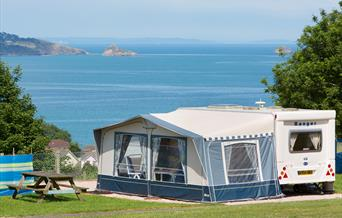 Beverley Holidays Touring With Sea Views
