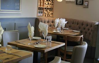 Bianco's Restaurant, Torquay, Devon