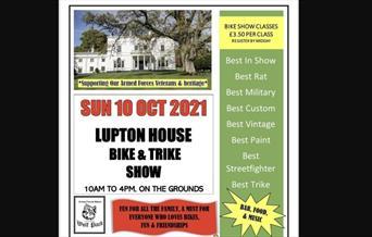Lupton House Bike and Trike Show, nr Brixham, Devon