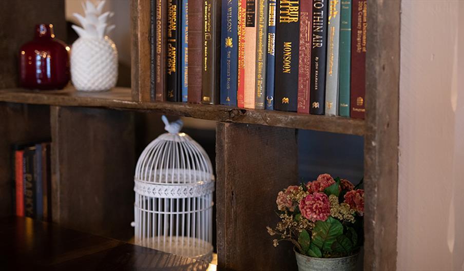 The Birdcage, Brixham, Devon