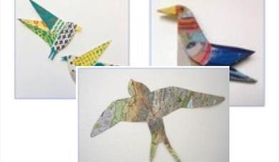 Craft workshop: Take Flight!, Torquay Museum, Torquay, Devon