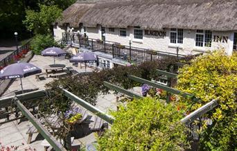 The Blagdon Inn