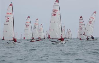 Blaze Nationals, Paignton Sailing Club, Paignton, Devon
