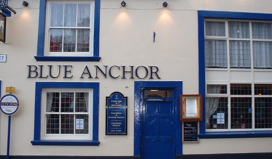 Blue Anchor, Brixham, Devon