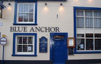 Blue Anchor, Brixham, Devon