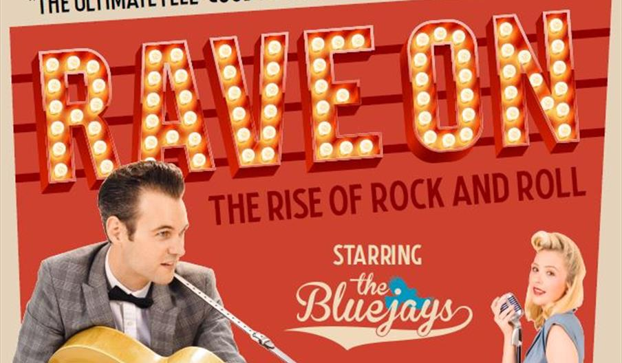 Rave On with The Bluejays, Palace Theatre, Paignton, Devon