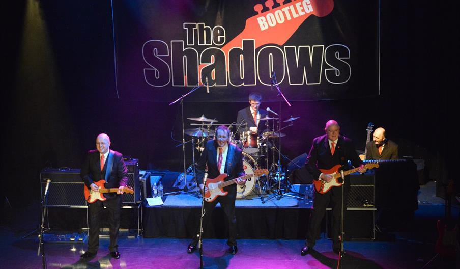 The Bootleg Shadows, Palace Theatre, Paignton, Devon