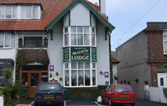 Parking at Braedene Lodge, Paignton,Devon