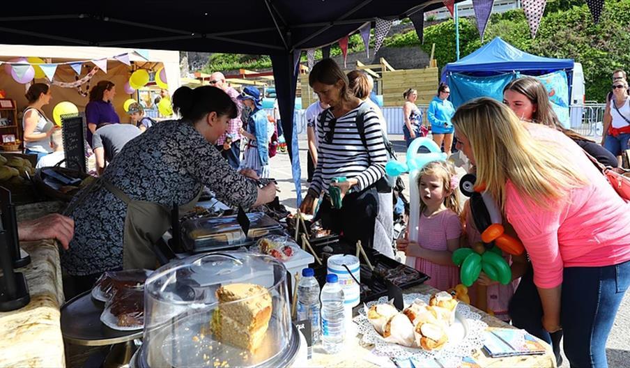 Children's Day - Brixfest. Brixham, Devon