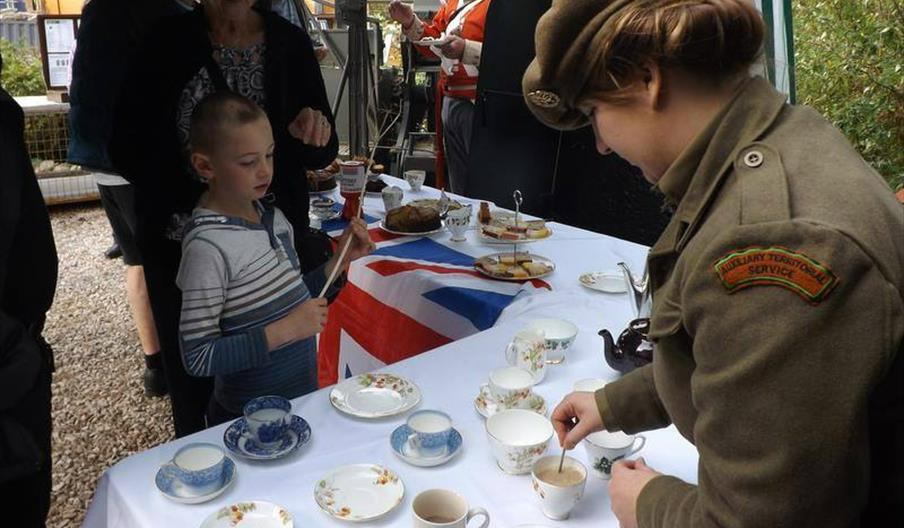 Events at Brixham Battery Heritage Centre, Brixham. Devon
