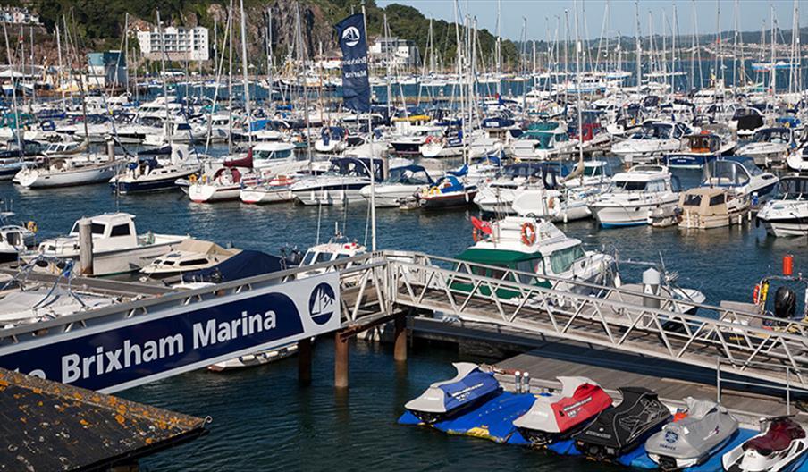 Brixham Marina, Brixham, Devon