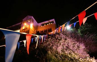 New Year's Eve Party, Brixham Yacht Club, Brixham, Devon