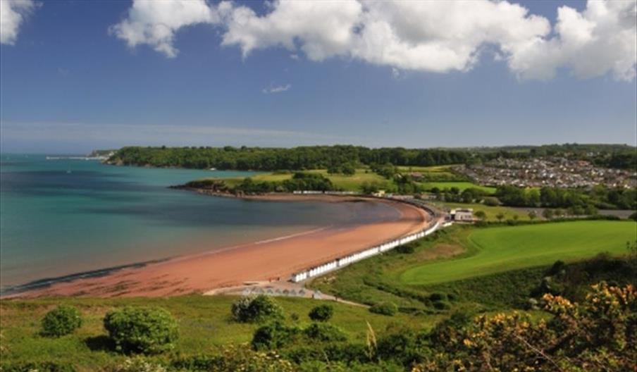 Broadsands Beach, Paignton, Devon