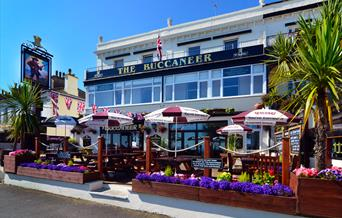 The Buccaneer Inn, Torquay, Devon
